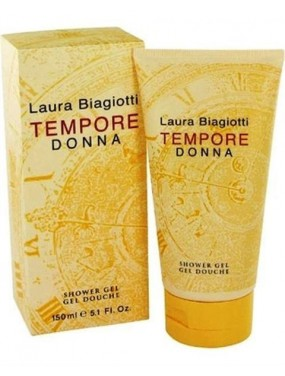Laura Biagiotti TEMPORE shower gel
