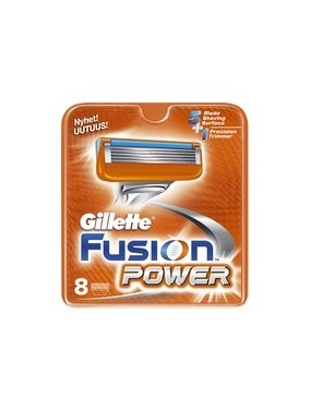 GILLETTE FUSION POWER...