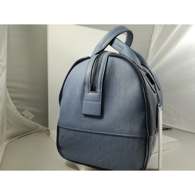 8197eb6dfe Borsa Bauletto Grande Calvin Klein - Blu - Profumerie Sergnese srl