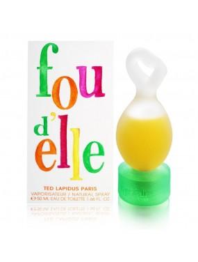 Ted Lapidus Fou D'Elle Eau de Toilette 50 ml