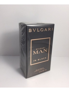 BULGARI MAN in BLACK Eau de...