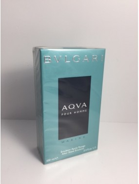 Bulgari Aqva Marine Pour Homme After Shave Emulsion 100 ml