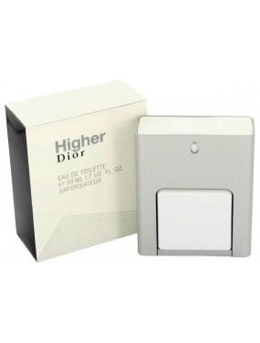 Christian Dior HIGHER Eau de Toilette 50 ml vapo