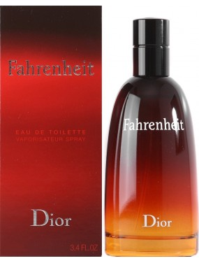 Christian Dior Fahreneit Eau de Toilette 50 ml vapo