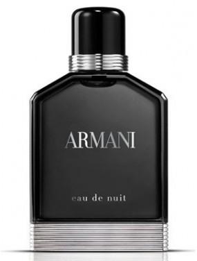 ARMANI - EAU DE NUIT after shave 100ml