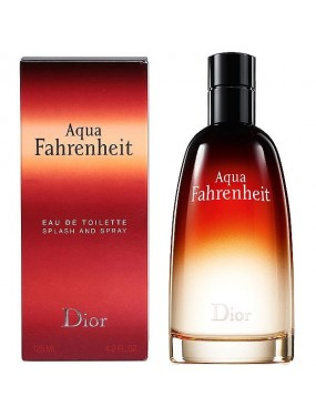 Christian Dior Aqua Fahrenheit Edt Splash and spray 125 ml