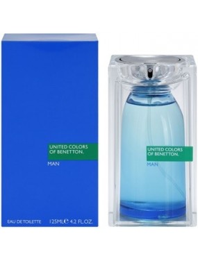 BENETTON MAN Eau de Toilette 125 ml