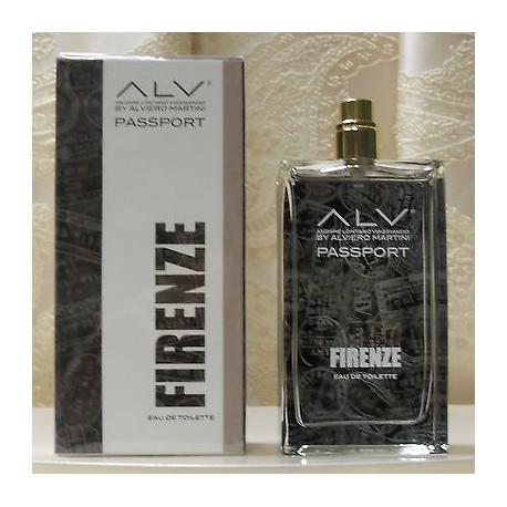 FIRENZE - ALV PASSPORT - By Alviero Martini Eau de Toilette 100 ml vapo