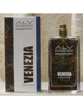 VENEZIA -  ALV  PASSPORT - By Alviero Martini Eau de Toilette 100 ml  vapo