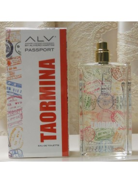 TAORMINA -  ALV  PASSPORT - By Alviero Martini Eau de Toilette 100 ml  vapo