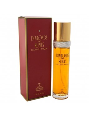 ELIZABETH TAYLOR - Diamonds and Rubies Eau de Toilette 100 ml