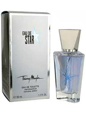 Thierry Mugler EAU DE STAR Eau de Toilette 50ml vapo