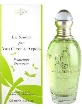 Van Cleef & Arpels Les Saisons par Printemps Green Notes Edt 125 ml vapo