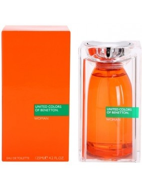 United Colors Of Benetton Unisex Edt 125 ml vapo