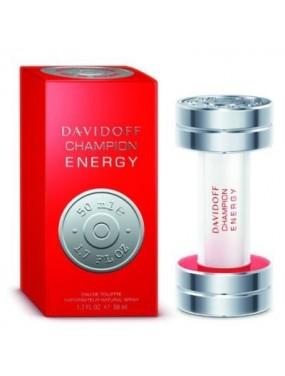 Davidoff Champion Energy Eau de Toilette 50 vapo