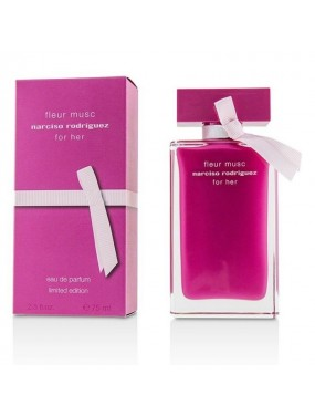 NARCISO RODRIGUEZ FLEUR MUSC - for her eau de parfum 75 ml - limited edition