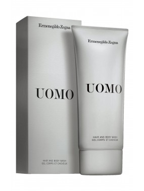 ERMENEGILDO ZEGNA - UOMO - Hair and Body Wash 200 ml