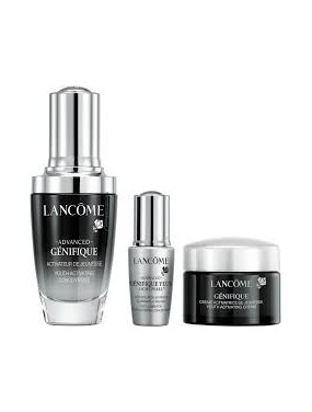 Lancome - Confezione Genefique Advanced 30ml + Genefique Yeux + Genefique Creme
