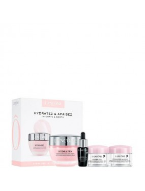 LANCOME - Confezione Hydra Zen + Advanced Genefique + Hydra Zen crema idratante + Hydra Zen masque de nuit