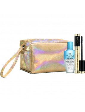 COLLISTAR Mascara Infinito High Precision Volume + Make Up Remover + Pochette