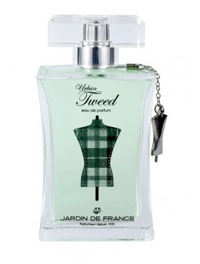 JARDIN DE FRANCE Urban Tweed Eau de Parfum 100 ml vapo