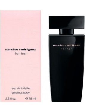 Narciso Rodriguez For Her Generous Spray 75ml