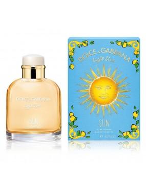 Dolce & Gabbana LIGHT BLUE SUN puor homme eau de toilette