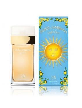 Dolce & Gabbana LIGHT BLUE SUN Eau de Toilette pour Femme