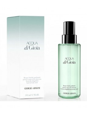 Armani Acqua di Gioia Fresh & delightful hair & body Mist 140 ml vapo