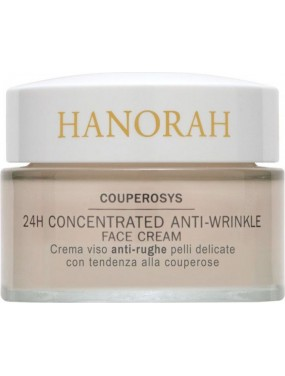 HANORAH Couperosys 24h Concentrade Anti-Winkle FAce Cream 50 ml