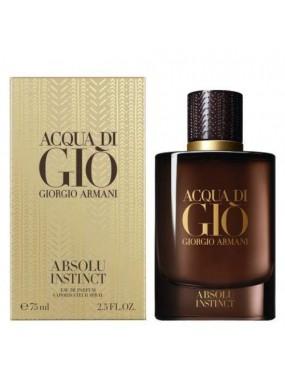 ACQUA DI GIO' HOMME  ABSOLU INSTINCT  Eau de parfum