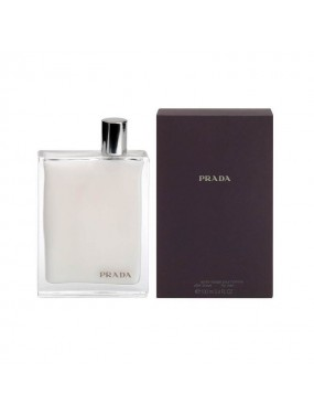 PRADA AMBER POUR HOMME after shave lotion 100 ml