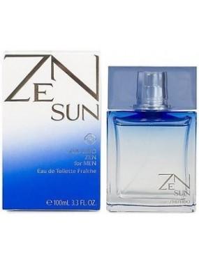 Shiseido ZEN SUN for Men Edt Fraiche 100 ml