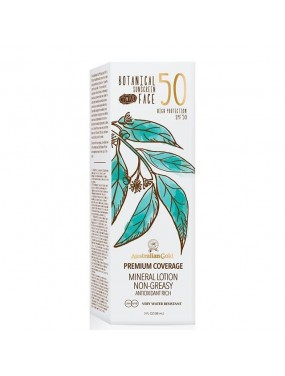 Australian Gold Botanical Sunscreen Face spf 50 - 88 ml