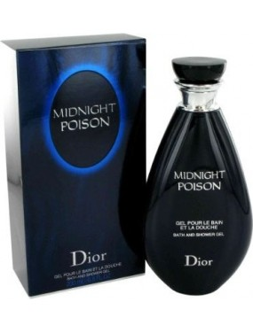 Dior MIDNIGHT POISON Shower gel 200 ml