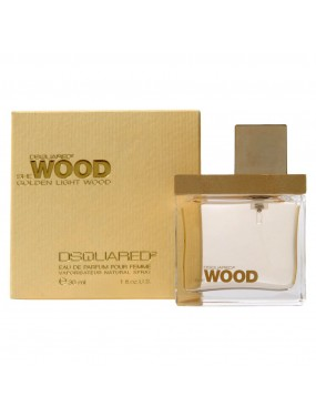 DSQUARED2 She Wood Golden...
