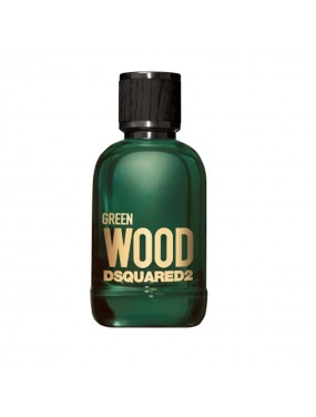 DSQUARED Green Wood pour...