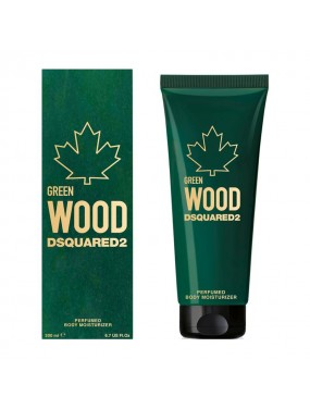 DSQUARED2 Green Wood Body...