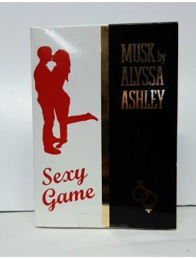 Musk By Alyssa Ashley SEXY...