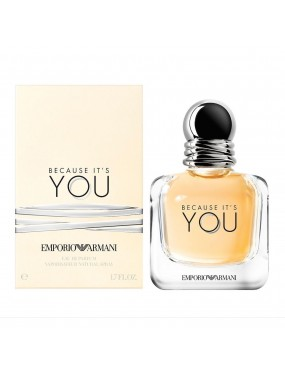 Emporio Armani BECAUSE IT'S...