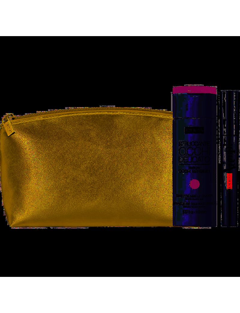 Pupa Kit Vamp! Mascara + Struccante Occhi Delicato