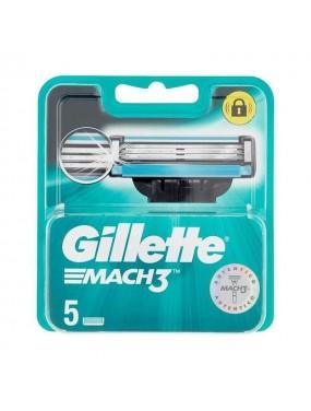 GILLETTE Mach3 Lamette di...