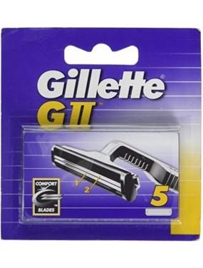 GILLETTE G II Lamette di...