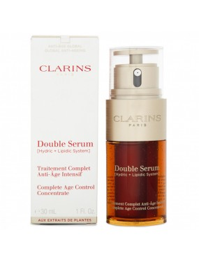 Clarins DOUBLE SERUM...