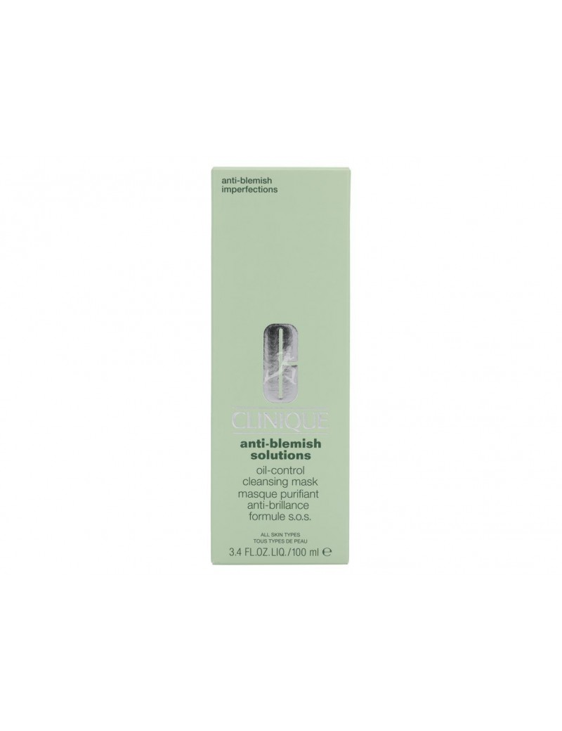 Clinique ANTI-BLEMISH SOLUTIONS Oil Control Cleansing Mask 100ml