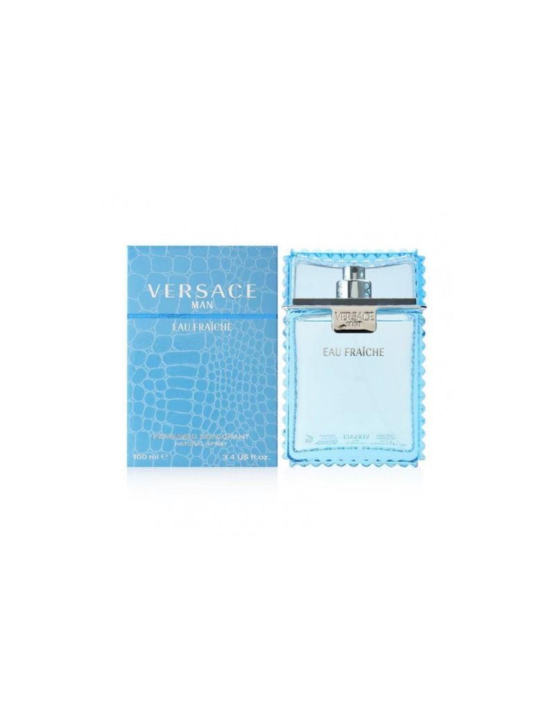 Versace Man EAU FRAICHE Perfumed Deodorant 100ml