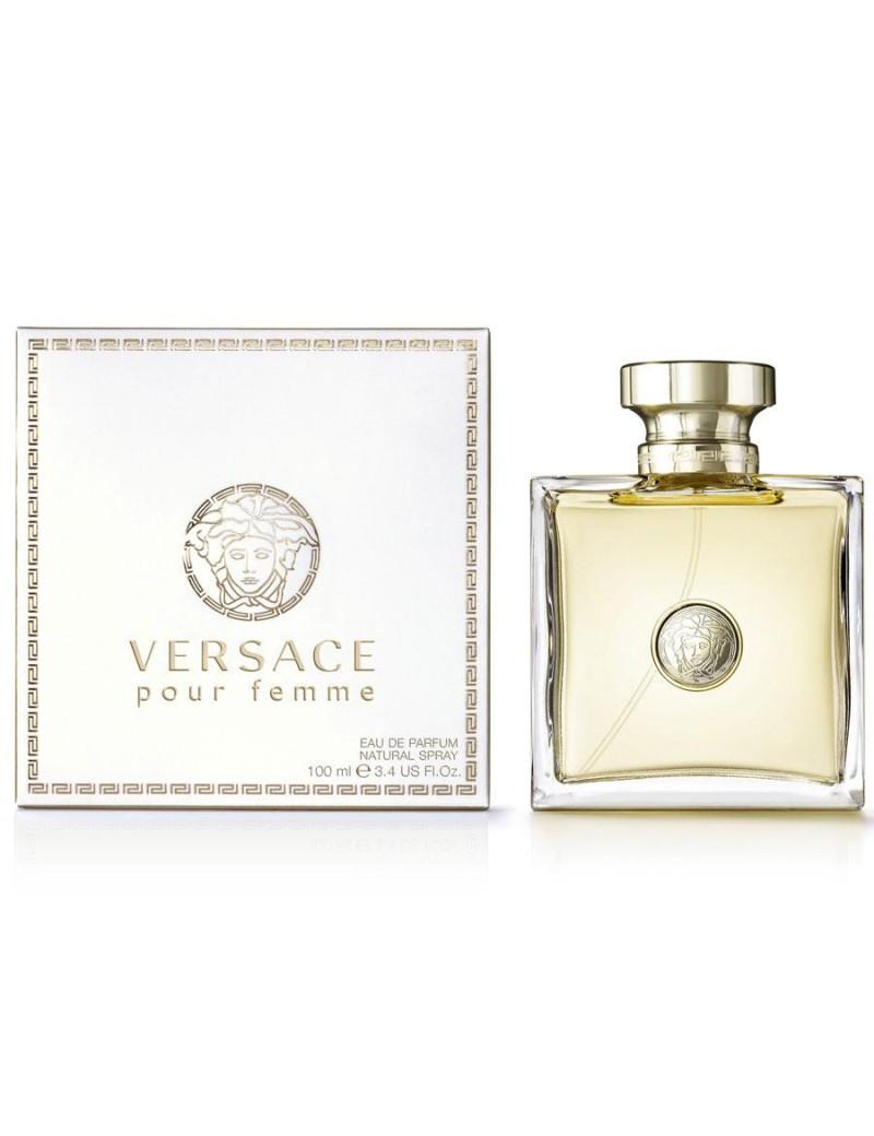 Versace POUR FEMME Eau de Parfum 100ml vapo