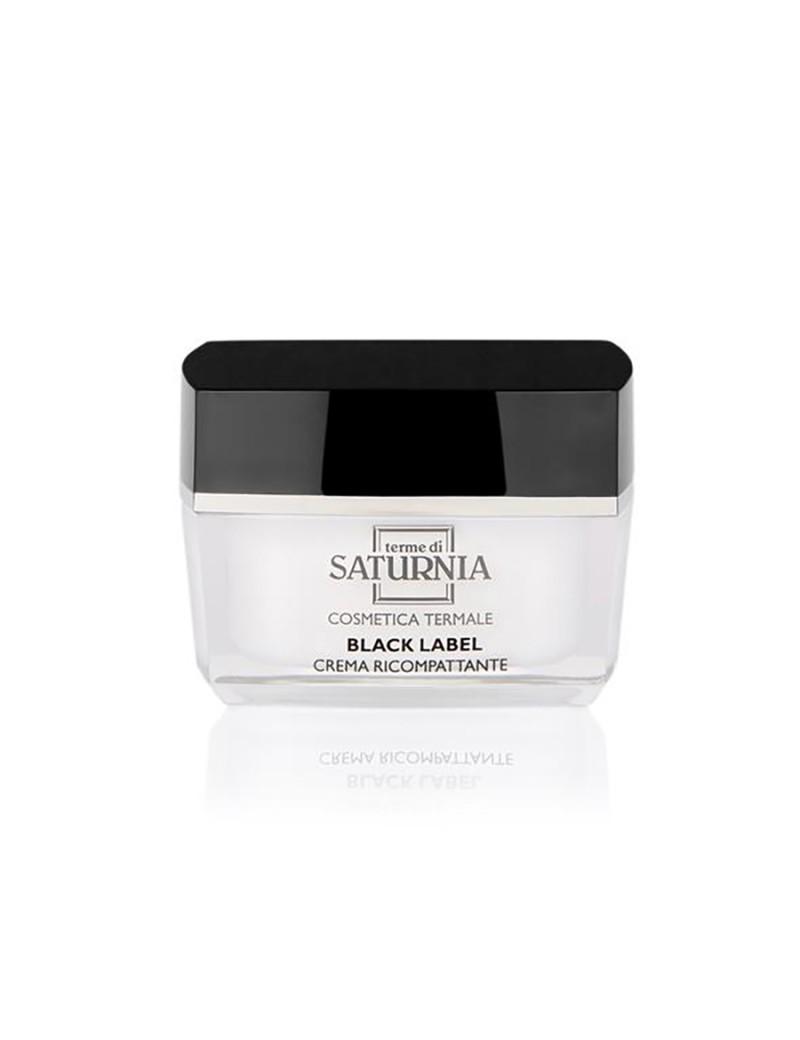 Terme di Saturnia BLACK LABEL Crema Ricompattante 50ml