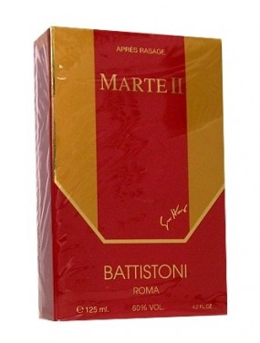 Battistoni Marte II After Shave vapo 125ml