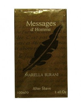 Mariella Burani Messages d'Homme After Shave 100ml
